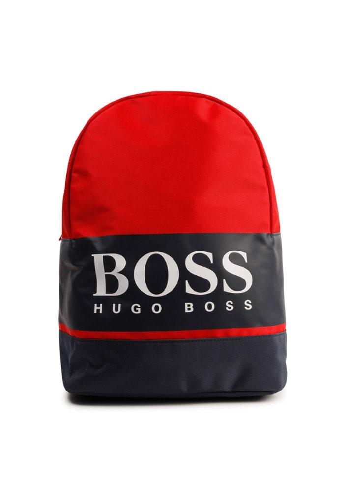 ghiozdan hugo boss rosu 1