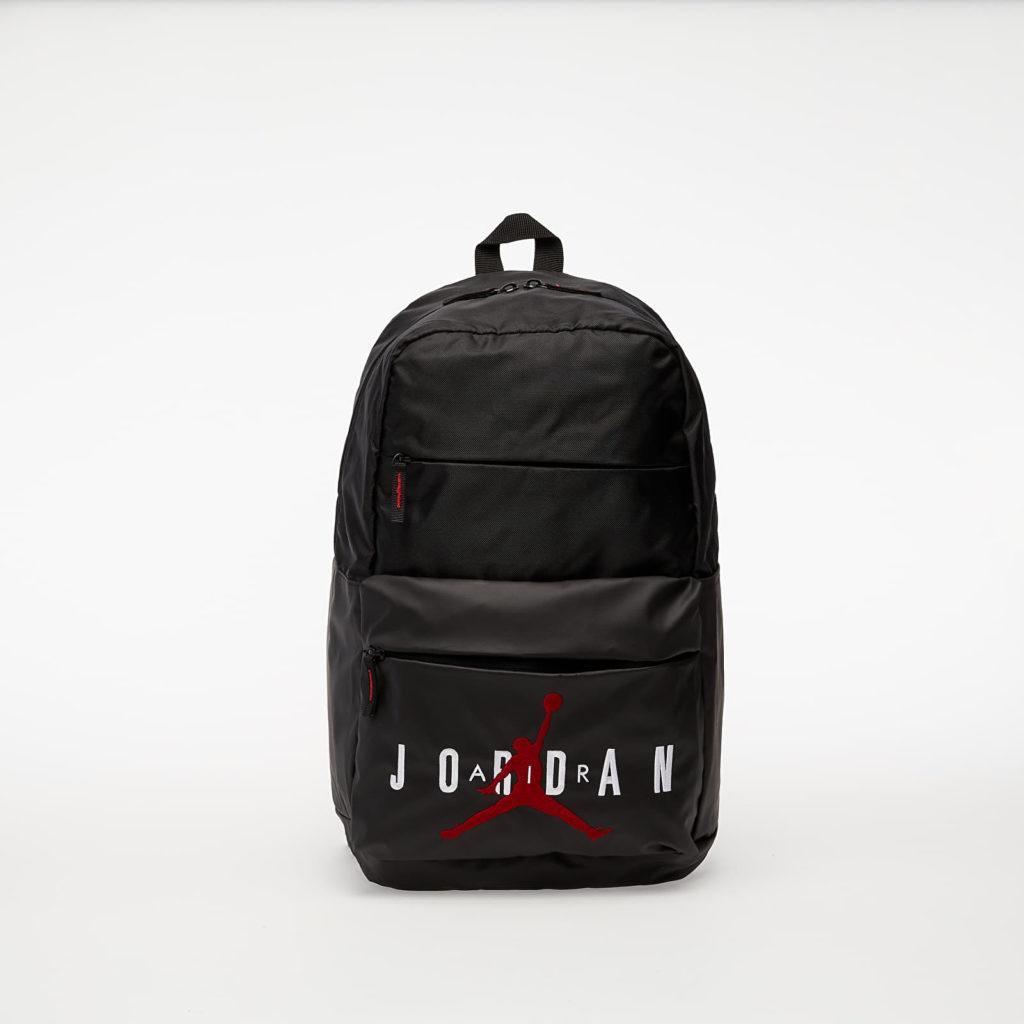 ghiozdan jordan negru