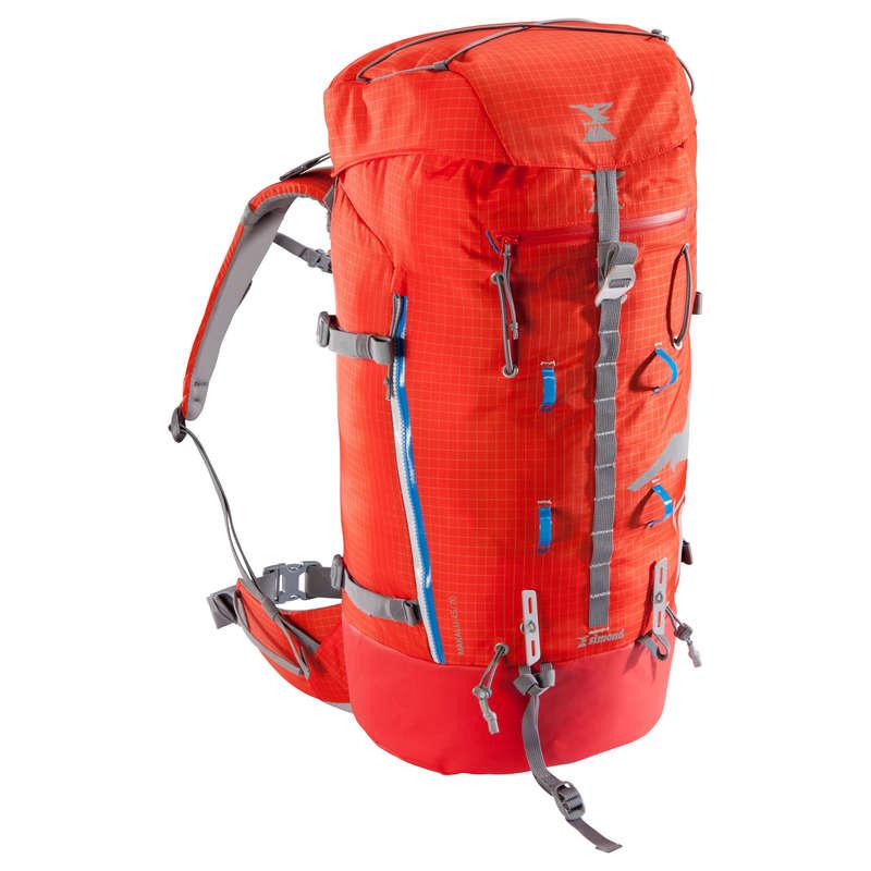 rucsac alpinism rosu
