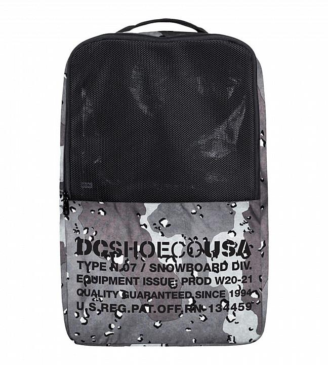 rucsac dc tarmac boot bag