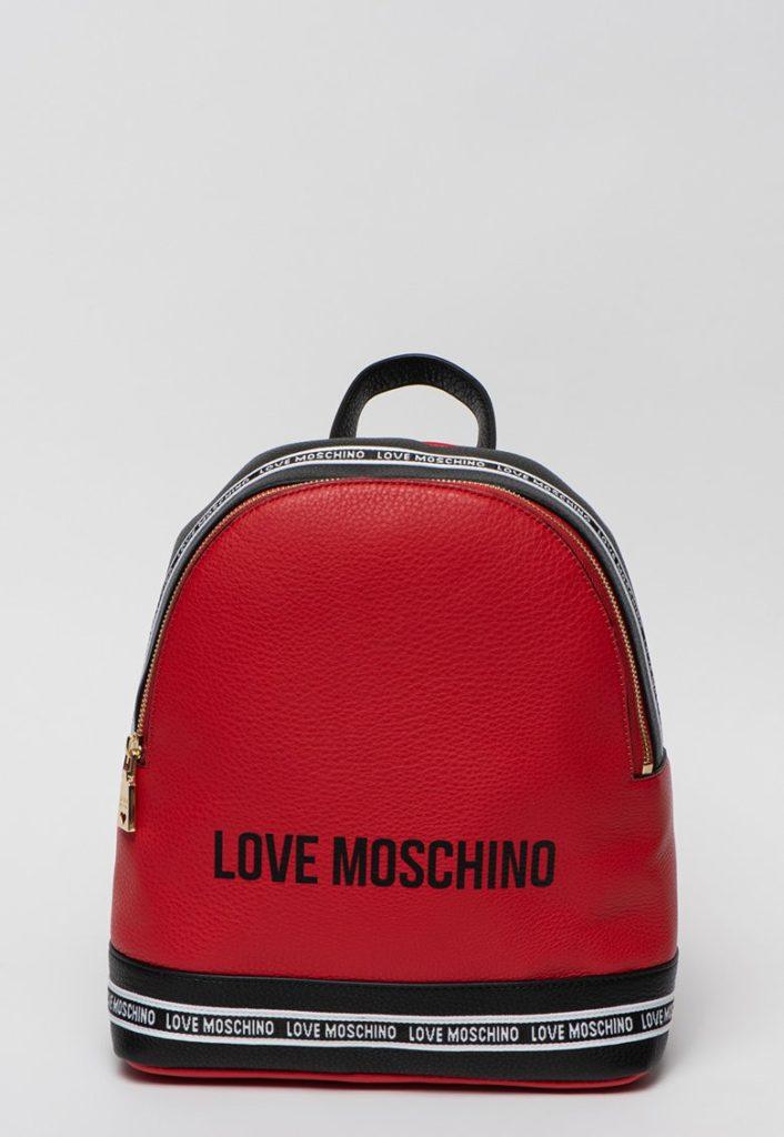 rucsac love moschino rosu