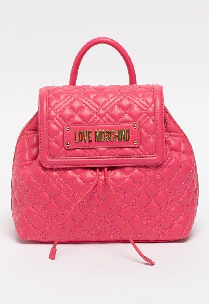 rucsac love moschino roz